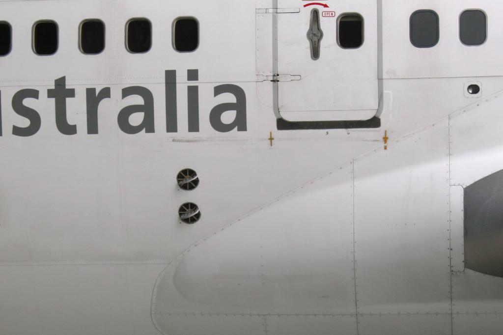 Noticias de aviones. Noticias de aviación. Válvula de presión positiva en un avión.