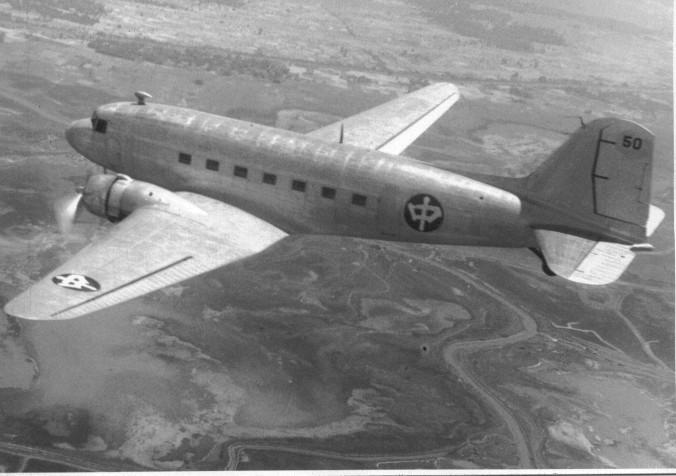 Noticias de aviación. Noticias de aviones. DC-3