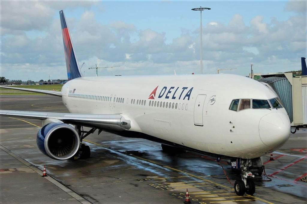 Noticias de aviación. Noticias de aerolíneas. Boeing 767-300ER de Delta Airlines