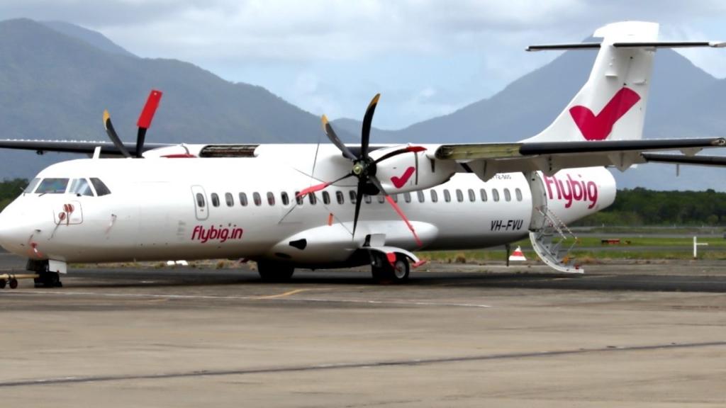 Noticias de aerolíneas. Noticias de compañías áereas. ATR 42/72 de Flybig