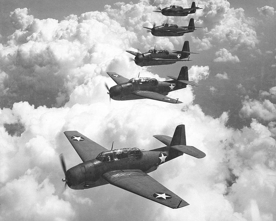 Noticias de aviones. Noticias de aviación. 5 aeronaves del modelo TBA Avenger