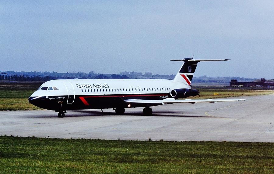 Noticias de aviones. Noticias de aviación. BAC1-11 de British Airways