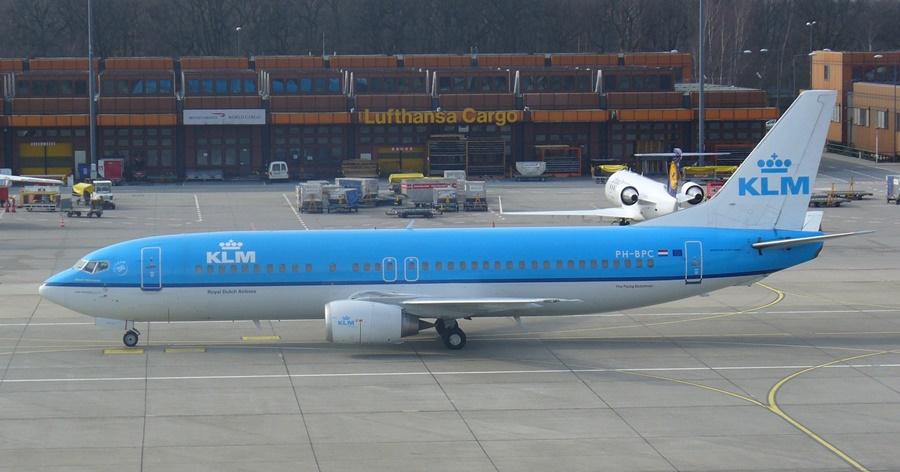 Noticias de aviación. Noticias de aviones. Boeing 737-400 de KLM