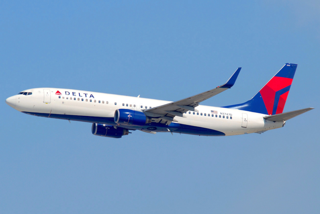 Noticias de aviación. Noticias de aviones. Boeing 737-800 de Delta Airlines