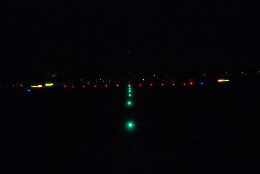 Noticias de aeropuertos. Noticias de aviación. Sistema FTG en un aeropuerto