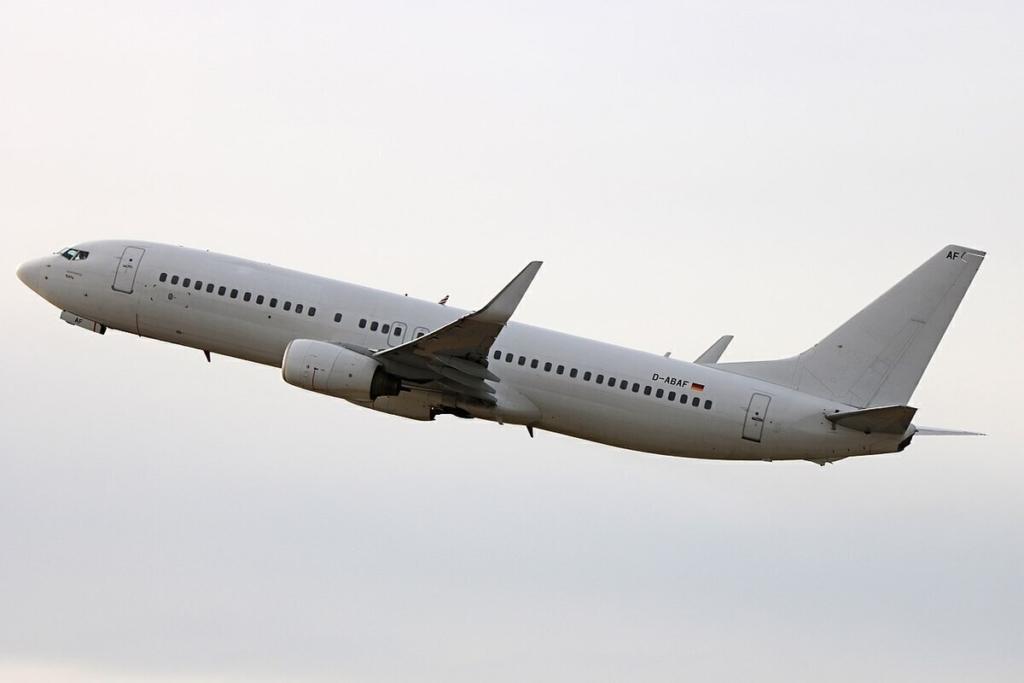 Noticias de aerolíneas. Noticias de compañías aéreas. Boeing 737-800