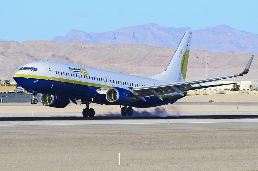 Noticias de aerolíneas. Noticias de compañías aéreas. Avión de Miami Air