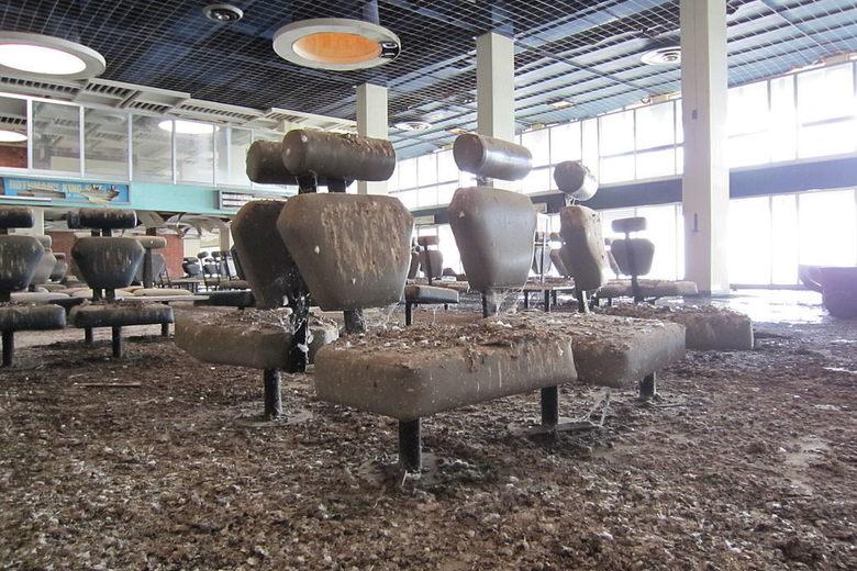 Noticias de aeropuertos. Aeropuerto abandonado en Nicosia, Chipre