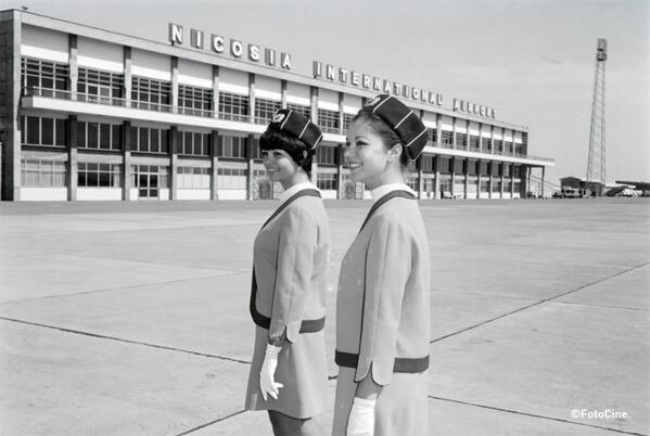 Noticias de aeropuertos. Noticias de aviones. Aeropuerto Internacional de Nicosia