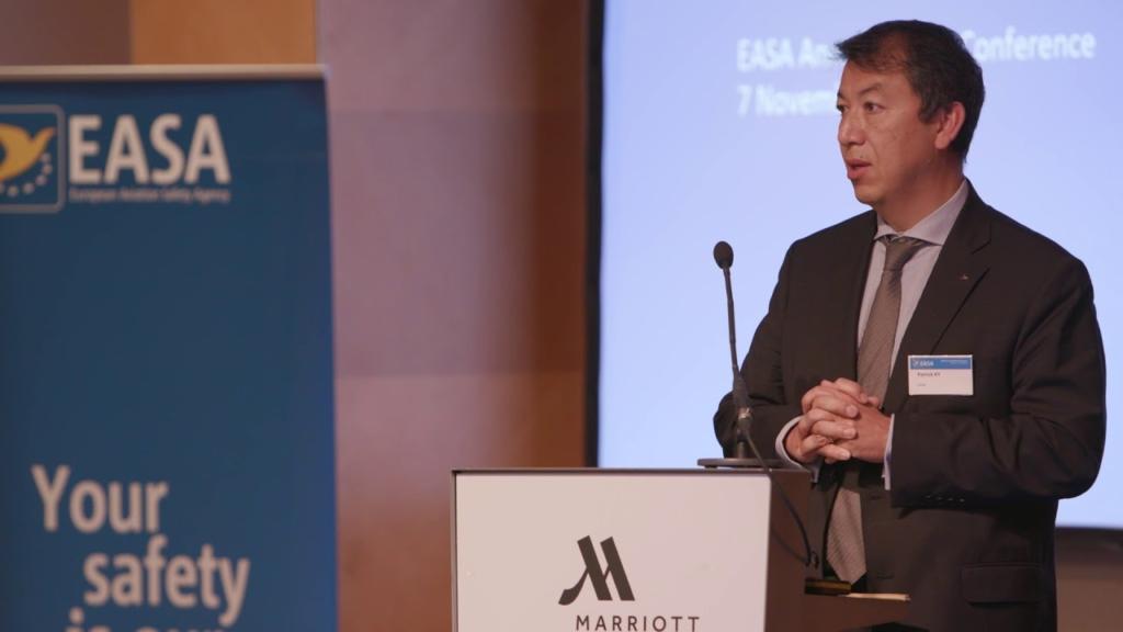 Noticias de aviones. Noticias de aviación. Patrick Ky, director ejecutivo de EASA.