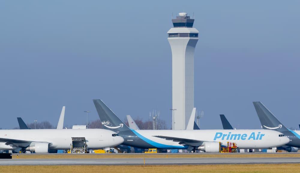 Noticias de aviación. Noticias de compañías aéreas. Flota de Amazon Prime Air
