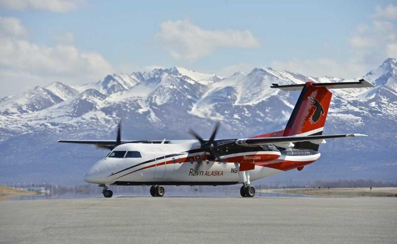 Noticias de aerolíneas. Noticias de compañías aéreas. ATR 42/72 de Ravn Alaska