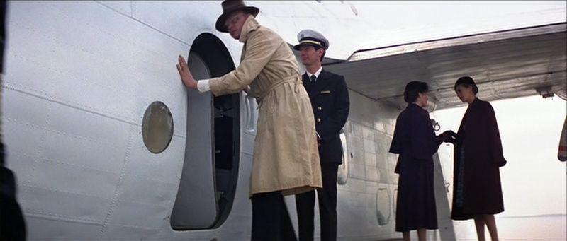 Noticias de aviones. Noticias de aviación. Escena de Indiana Jones a bordo de un Short S45A Solent