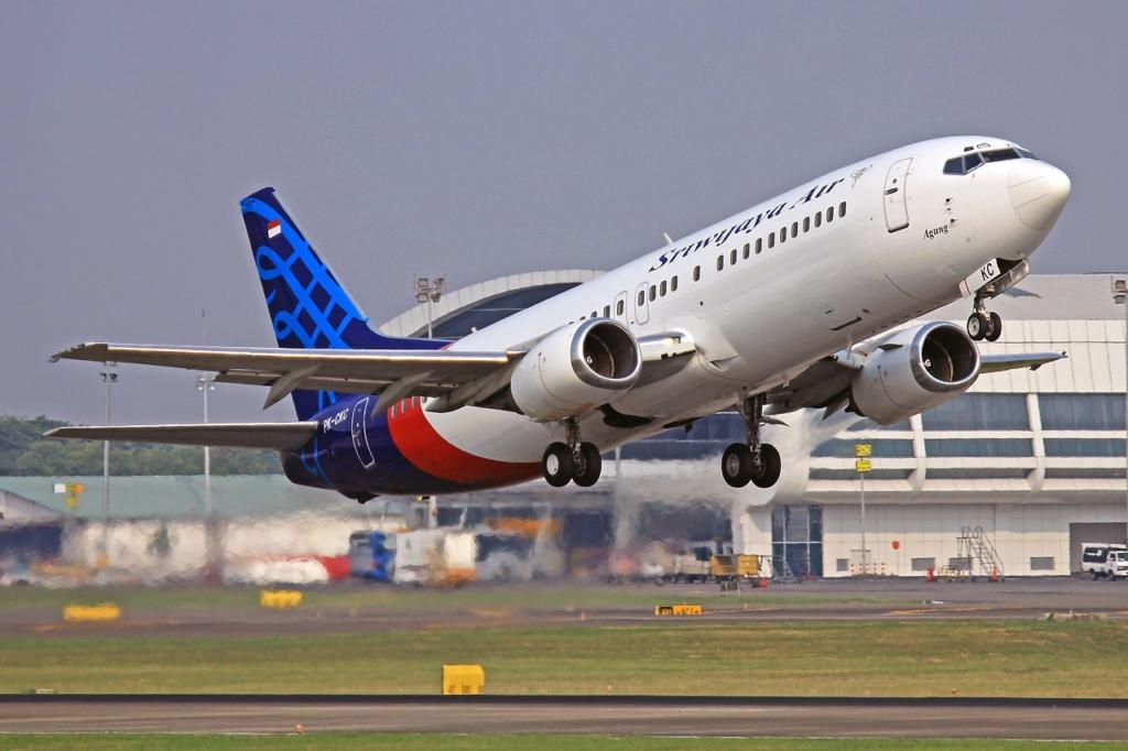 Noticias de aviones. Noticias de aerolíneas. Noticias de compañías aéreas. Boeing 737 de Sriwijaya Air
