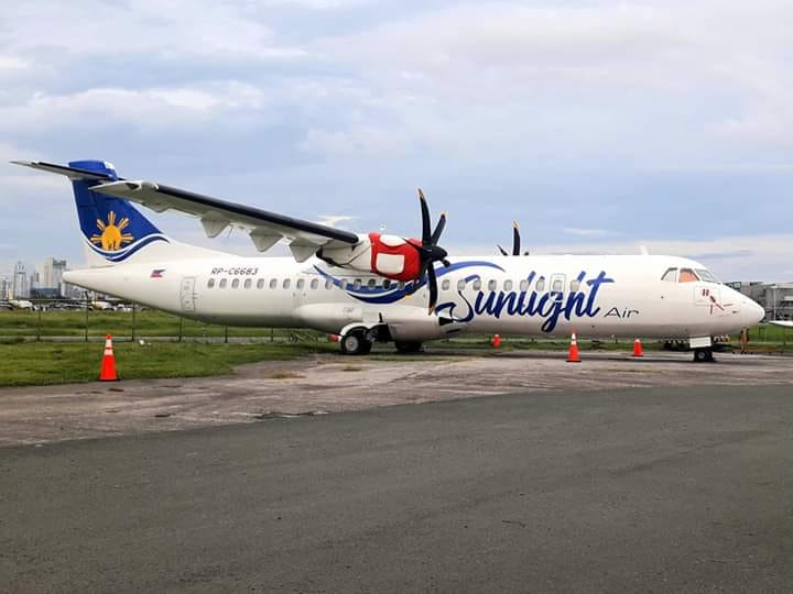Noticias de aerolíneas. Noticias de compañías aéreas. ATR 42/72 de Sunlight
