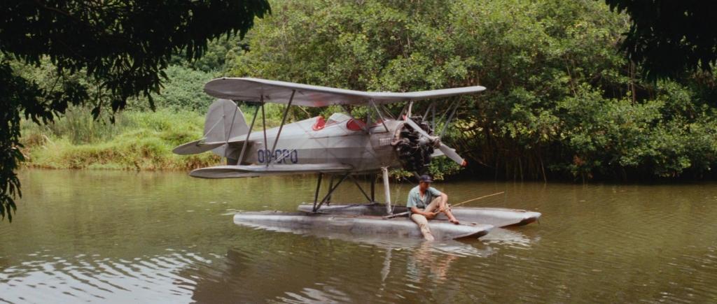Noticias de aviones. Noticias de aviación. WACO UBF2 que aparece en la película de Indiana Jones