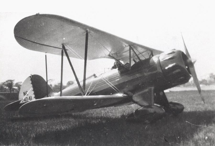 Noticias de aviones. Noticias de aviación. WACO UBF-2
