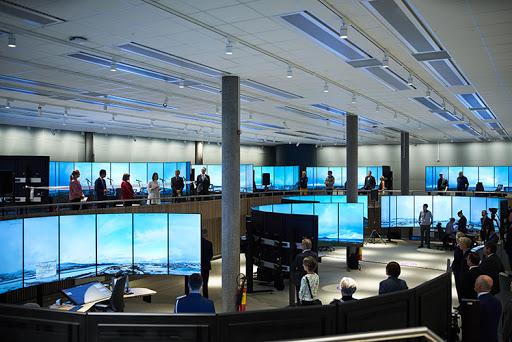Noticias de aeropuertos. Noticias de control aéreo. Centro de control aéreo remoto en Boda, Noruega