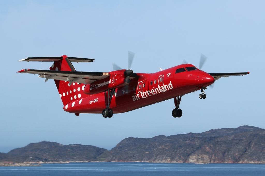 Noticias de aviones. Noticias de aviación. De Havilland Dash 8