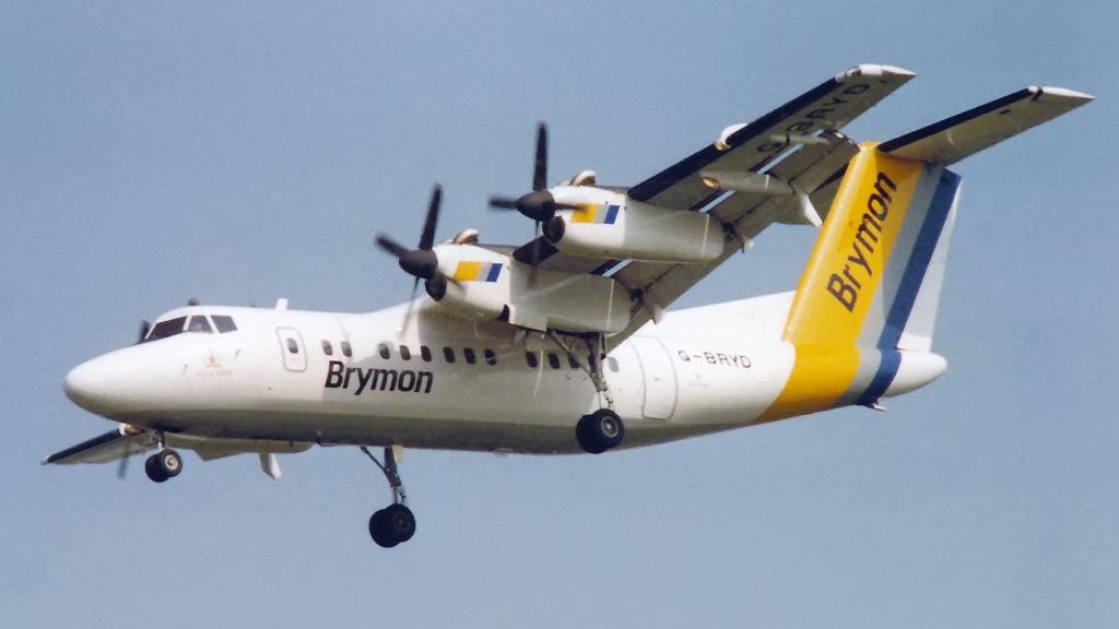Noticias de aviones. Noticias de aviación. De Havilland Dash-7