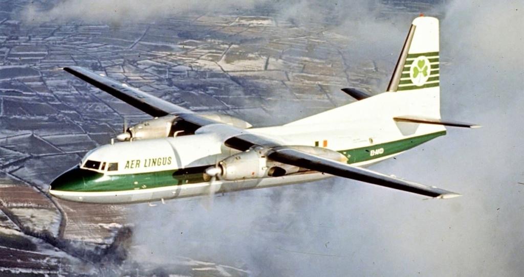 Noticias de aviones. Noticias de aviación. Fokker F27 Friendship