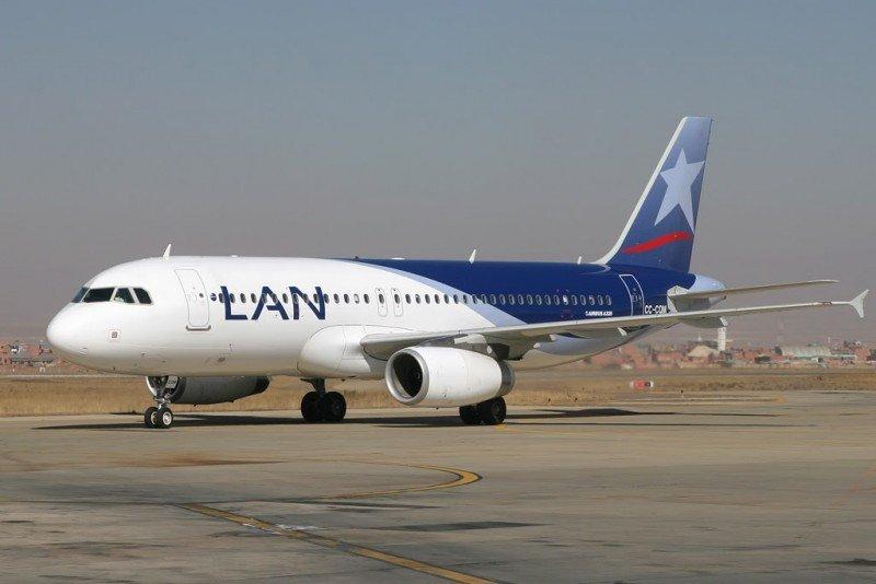 Noticias de aeropuertos. Noticias de aviación. Noticias de aerolíneas. Airbus A320 de LAN