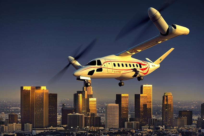 Noticias de aviones. Noticias de aviación. Convertiplano NGCTR