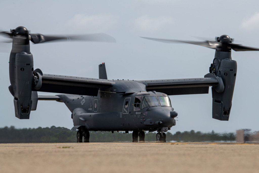 Noticias de aviones. Noticias de aviación. Osprey V22