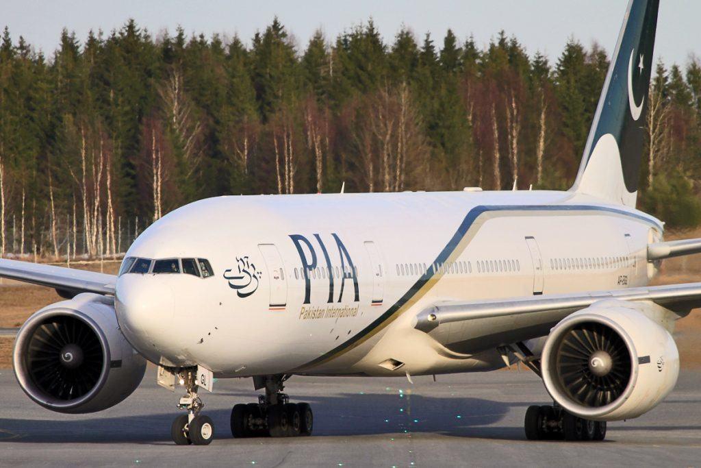 Noticias de aerolíneas. Noticias de compañías aéreas. Boeing 777 de PIA
