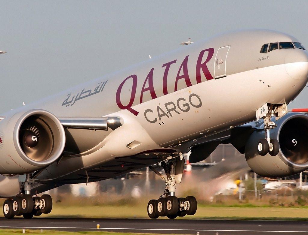 Noticias de aerolíneas. Noticias de compañías aéreas. Qatar Airways cargo