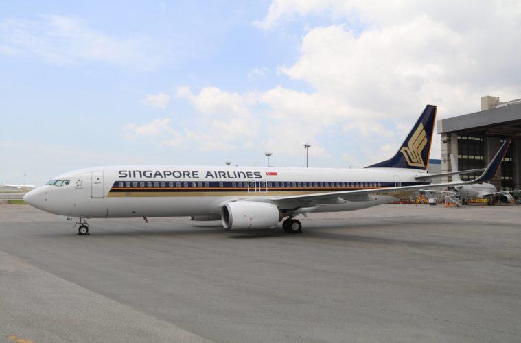 Noticias de aerolíneas. Noticias de compañías aéreas. Boeing 737 de Singapore Airlines