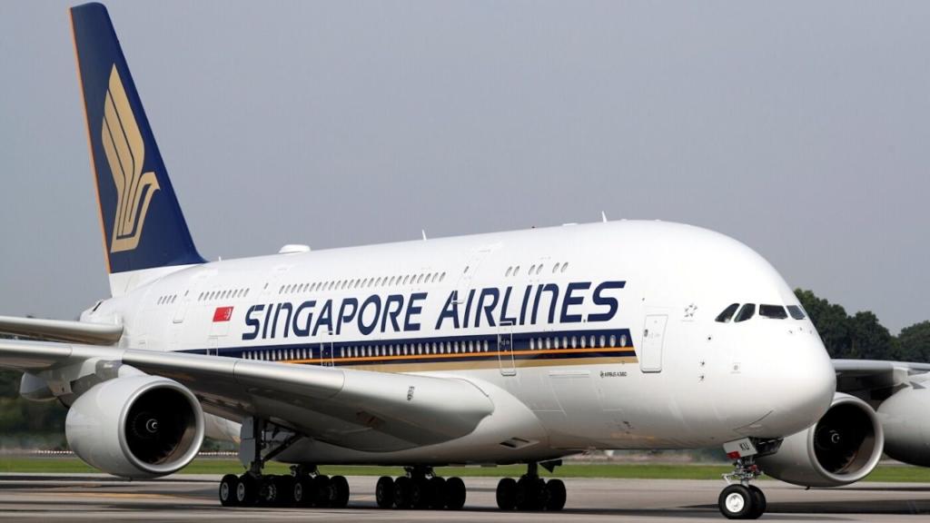 Noticias de aviones. Noticias de aerolíneas. Airbus A380 de Singapore Airlines