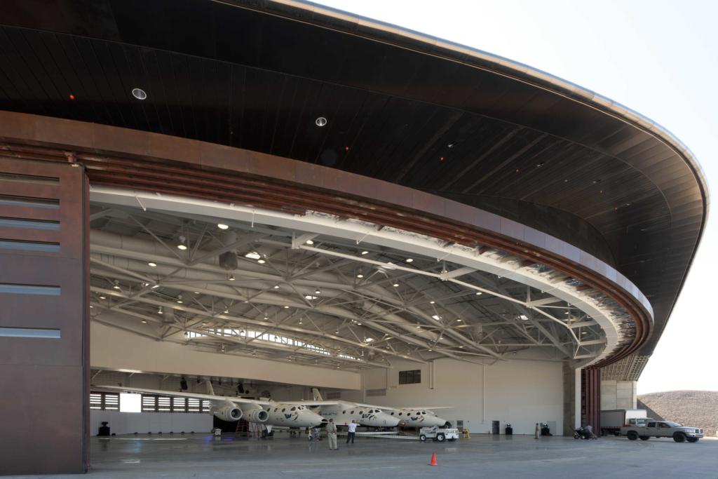Noticias de aviación. Noticias de la industria aeroespacial. Spaceport America, en New Mexico