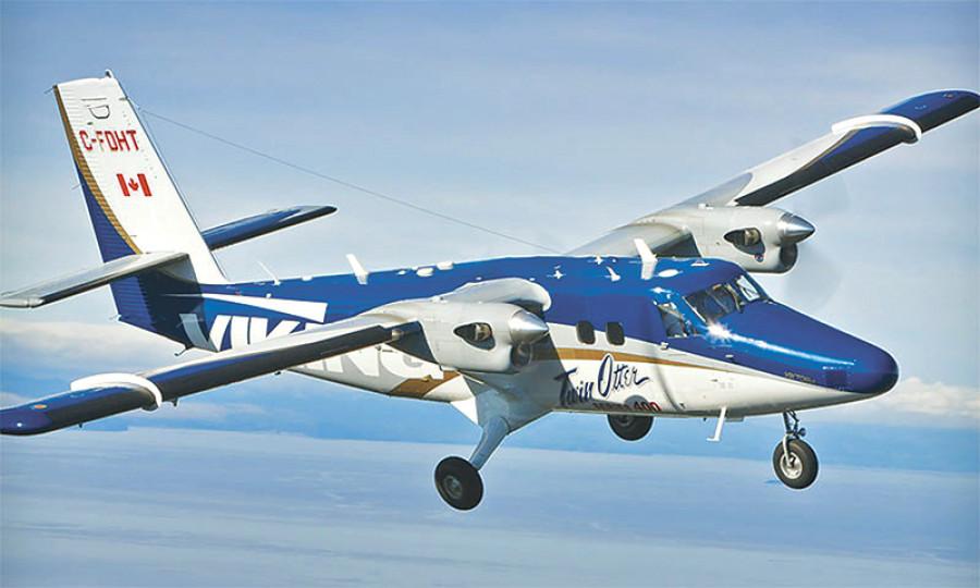 Noticias de aviones. Noticias de aviación. Twin Otter