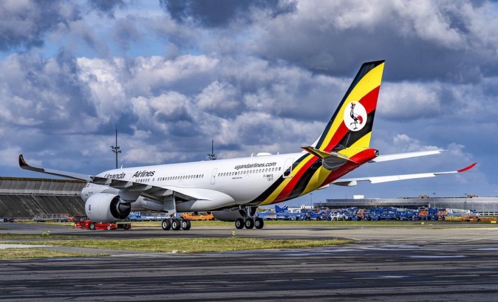 Noticias de aerolíneas. Noticias de compañías aéreas. Airbus A330 de Uganda Airlines