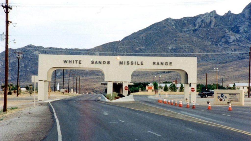 Noticias de aviones. Noticias de aviación. Base de White Sands Missile Range