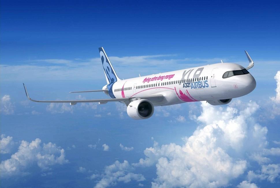 Noticias de aviones. Noticias de aviación. Airbus A321XLR