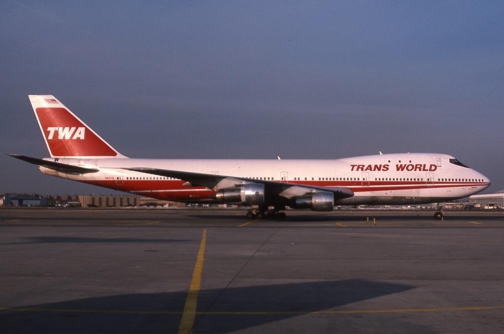 Noticias de aviones. Noticias de aviación. Boeing 747 de la TWA siniestrado en 1996
