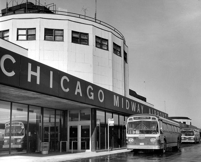 Noticias de aeropuertos. Noticias de aviación. Aeropuerto de Chicago Midway