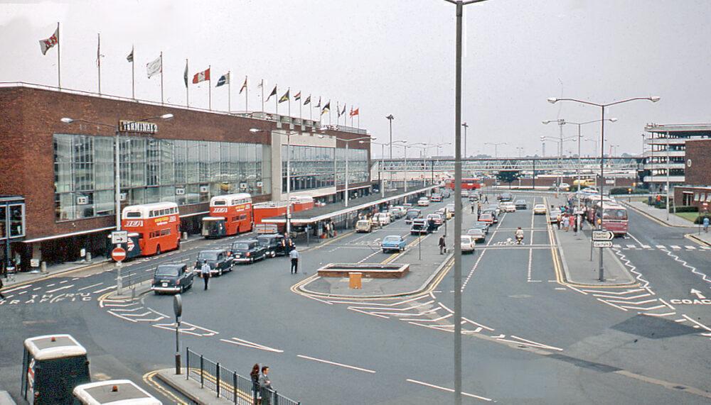 Noticias de aeropuertos. Noticias de aviación. Aeropuerto londinense de Heathrow