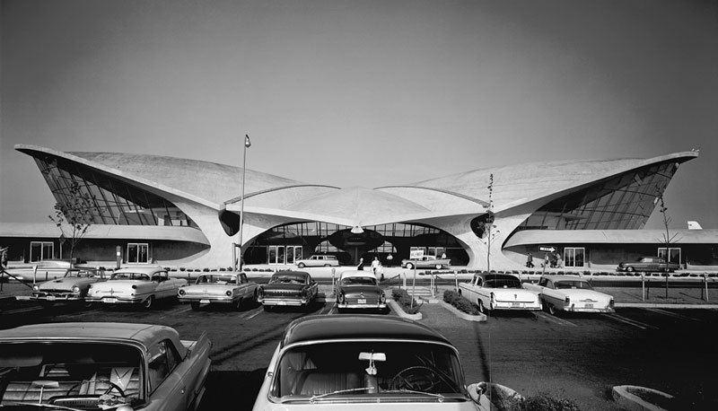 Noticias de aeropuertos. Noticias de aviación. Aeropuerto Idlewild en Nueva York