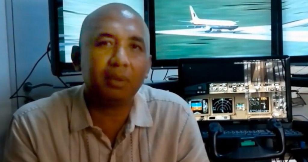 Noticias de aviones. Noticias de aviación. Piloto del vuelo MH370 de Malaysia Airlines