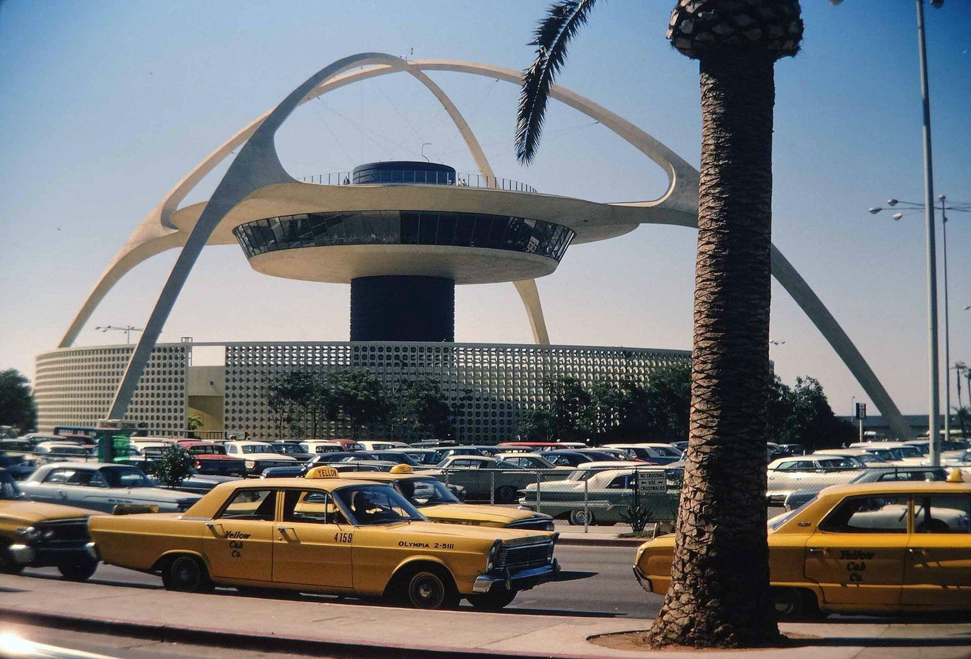 Noticias de aeropuertos. Noticias de aviación. Aeropuerto Internacional de Los Angeles
