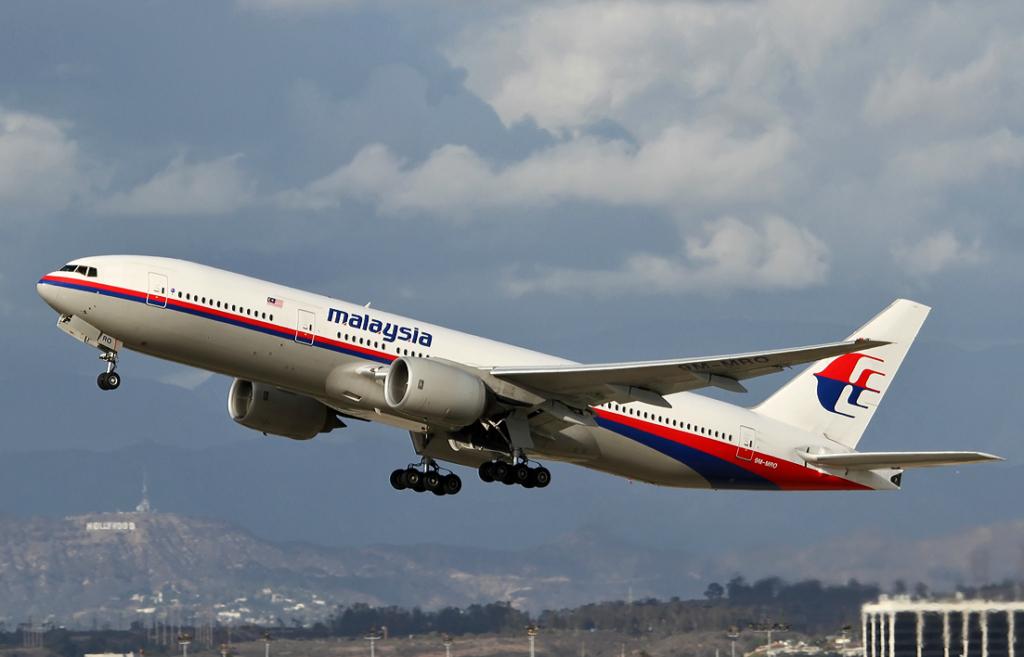 Noticias de aviones. Noticias de aviación. Boeing 777 de Malaysia Airlines.