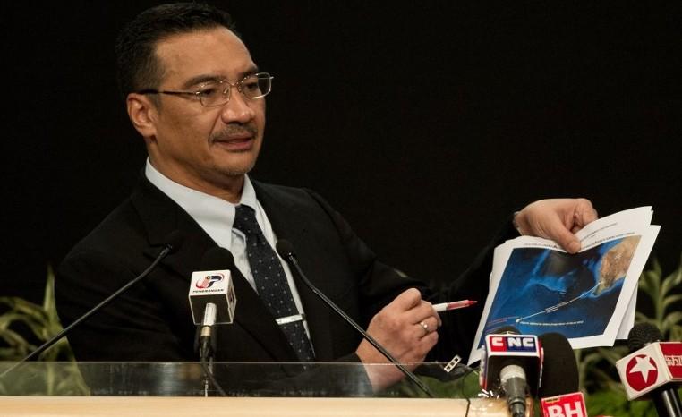 Noticias de aviones. Noticias de aviación. Ministro de Defensa de Malasia.