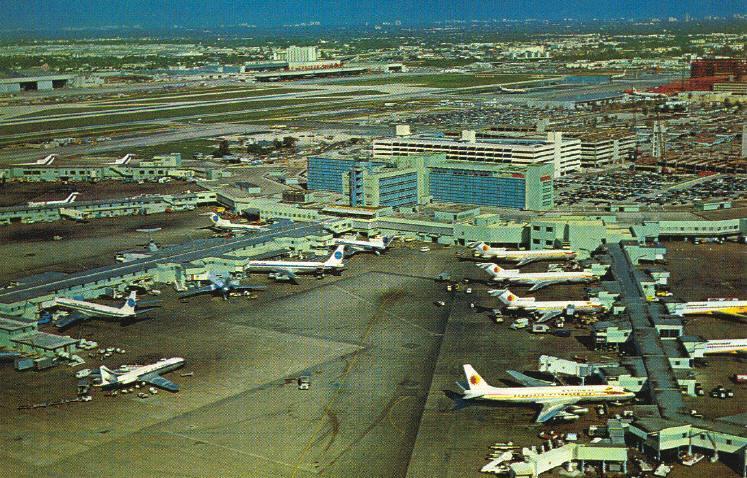 Noticias de aeropuertos. Noticias de aviación. Aeropuerto Internacional de Miami