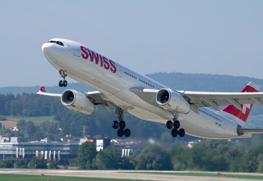 Noticias de compañías aéreas. Noticias de turismo. Airbus A330 de Swiss