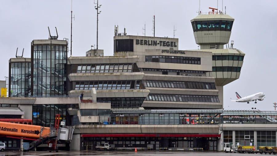 Noticias de aeropuertos. Noticias de aviación. Aeropuerto Berlin Tegel