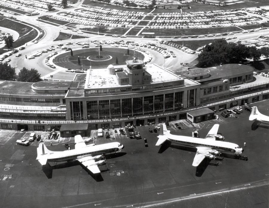 Noticias de aeropuertos. Noticias de aviación. Aeropuerto Internacional de Washington