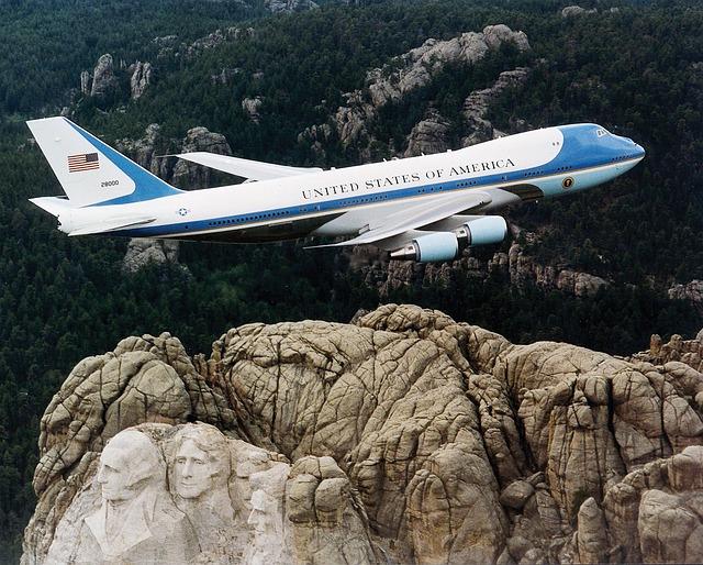 Noticias de aviación. Noticias de aviones. Air Force One, avión presidencial de los EEUU